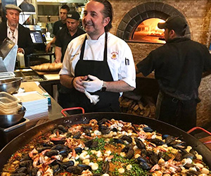 Chef Salvatore Gisellu - Urban Crust - Best Restaurants in Plano