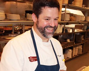 Best Restaurants in Plano - The Keeper Chef Gil Vasquez