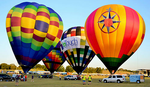 Best Restaurants in Plano - Plano Balloon Festival