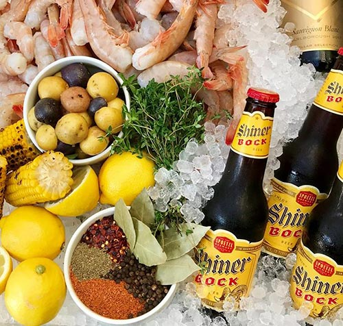 Best Restaurants in Plano - The Keeper's Labor Day Shrimp Boil