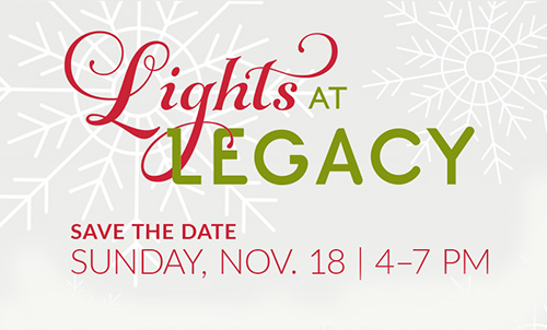 Best Restaurants in Plano - Lights at Legacy- Shops at Legacy